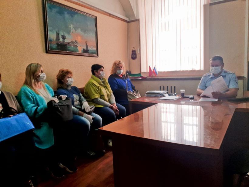 С коломенскими предпринимателями провели семинар-совещание по контролю в сфере миграции